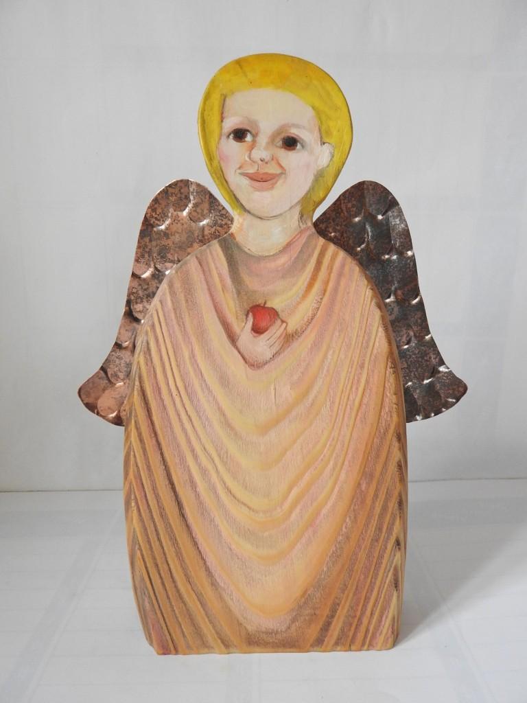 Jablíčkový Anděl strážný