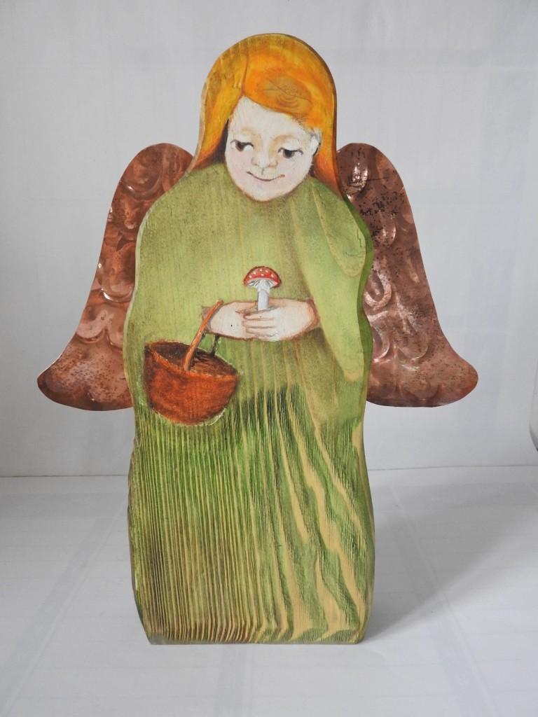 Houbařův Anděl strážný