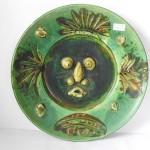 Zikmund Autorský keramický talíř 1959 33 cm