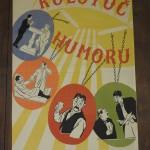 originílní plakát Kolotoč humoru  kalidoskop filmových postav Vlasty Buriana stav velmi dobrý