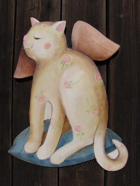 Kočka růžičková