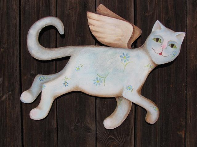 Kočka čekanková